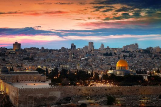 WorldNetDaily: Biblical Israel Cruise & Tour with Joseph Farah