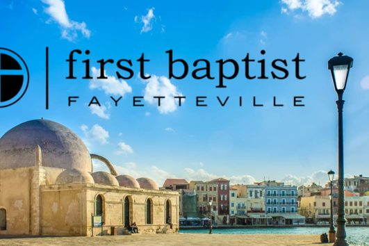 First Baptist Fayetteville Israel and Mediterranean Christian Cruise