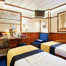 Category 2 4 Stateroom