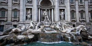Top 7 Sites to Visit in Rome Trevi Fountain Rome Italia Featured